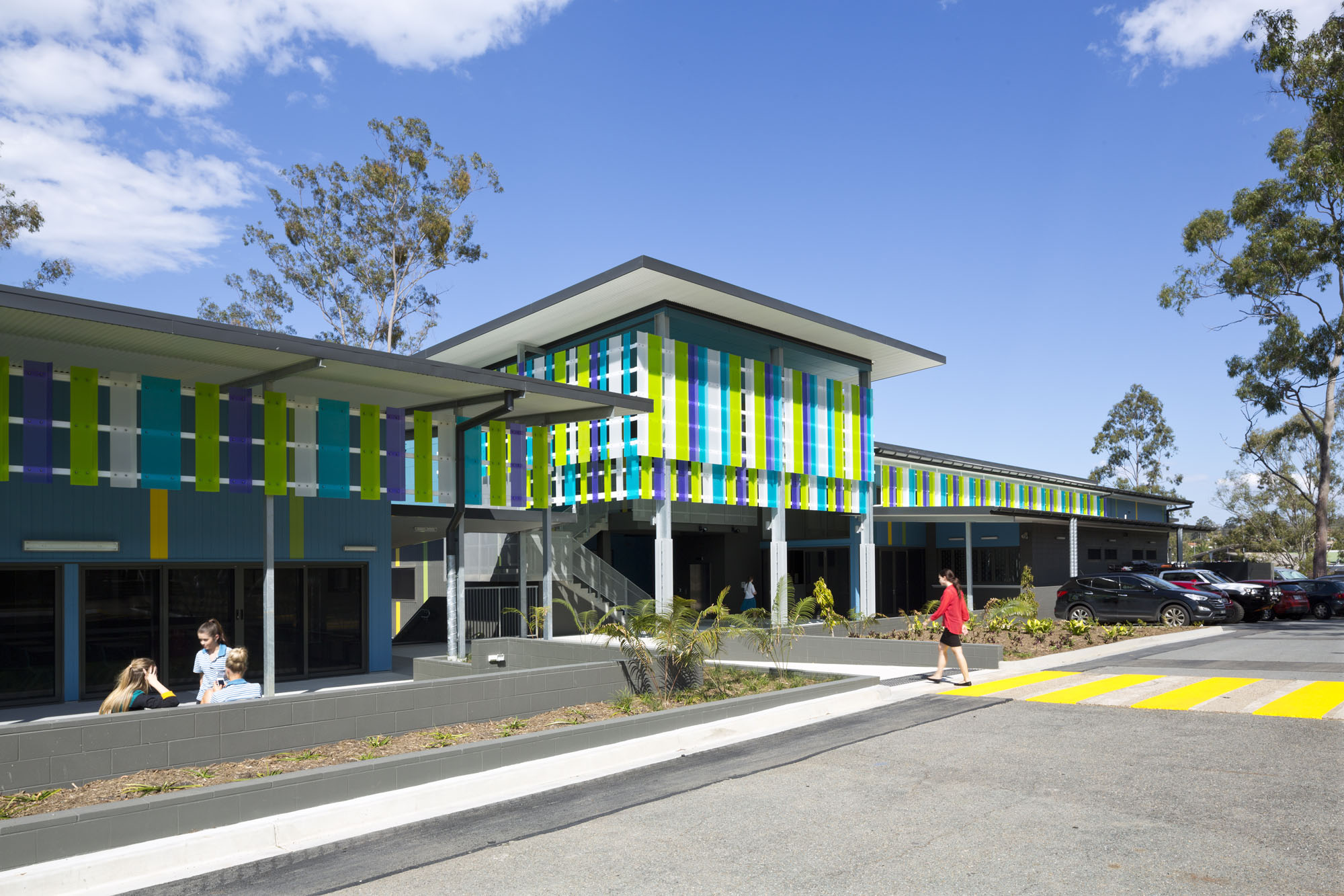 Learning Environments Australasia Qld Chapter School Meets Art