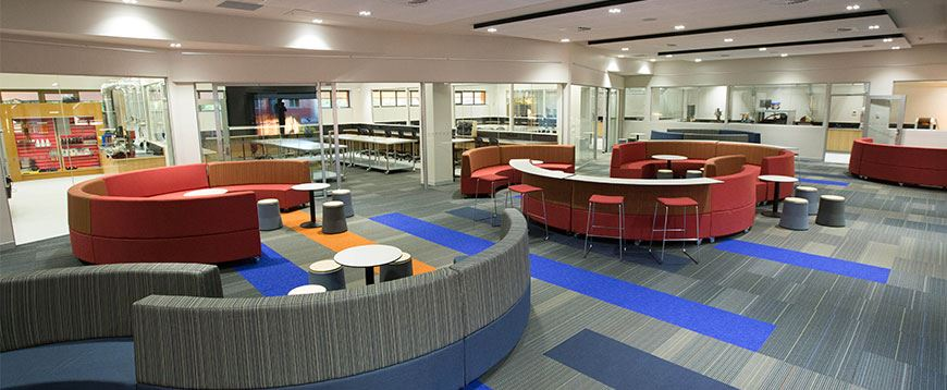 Innovative Classroom Lighting : Learning environments australasia qld chapter site